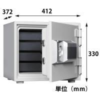MEK30-4 ダイヤセーフ テンキー式 送料無料■品番 MEK30-4■種類 金庫 ■ロックタイプ...