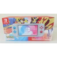 Nintendo 任天堂 Switch Lite スイッチライト HDH-S-GBZAA ザシアン・ザマゼンタ|topone1