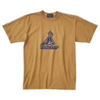 フロント部分に大きめのティピーとペンドルトンロゴがデザインされたTシャツです。 少し小さめのジャパン...