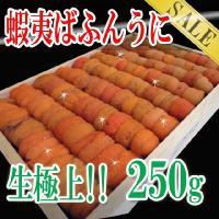 とろける美味しさ・クリーミーで濃厚な甘さ 鮮やかなオレンジ色・新鮮生うに折詰 綺麗な粒で最高の味!希...