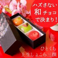 """彩り鮮やかなあんの中にチョコレートたっぷり!日本三大菓子処・松江の伝統文化を受け継いだ""""正統派""""和チ..."""