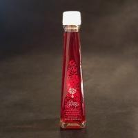 奥出雲薔薇「さ姫」エクストラ 魅惑のローズシロップ 1本ギフト ボトルショッパー 120ml×2個[計240ml]|toretatesonomama|04