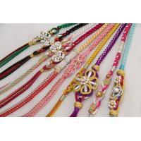 【正絹帯締め】帯しめ 帯〆 正絹  お洒落な正絹帯締めです! 豊富なカラーをご用意しております。  ...