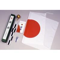 【基本仕様】 ■国旗玉:プラスチック製 7cm球型 差込み式 ■国旗竿:プラスチック製 白黒3本継ぎ...