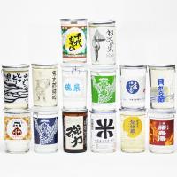 鳥取県の日本酒 ワンカップ 飲み比べ セット 180ml×16種類 地酒 きき酒 土産 お酒 ギフト お歳暮 父の日 お中元 敬老の日 プレゼント用におすすめ