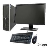 中古パソコン 22型大画面液晶 Windows10 SSD120G HD1TB メモリ8GB HP ...