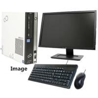 中古パソコン 中古デスクトップパソコン 22型液晶セット Windows 10 富士通 ESPRIM...
