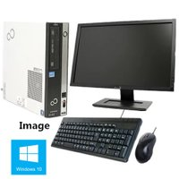 Windows 10 新品HD1TB 20型ワイド液晶セット Office2013 DELL Opt...
