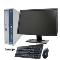 22型大画面液晶セット!メモリ8GB増量!爆速Core i5&新品HD1TB!(Win 7 Pro ...