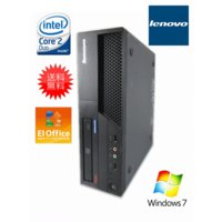 送料無料/Windows 7 Pro搭載/Lenovo ThinkCentre M58e 7279-...