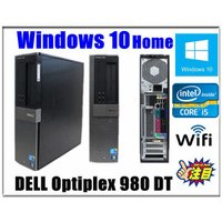 Windows 10 ポイント5倍 超高性能 DELL Optiplex 980 爆速Core i3...