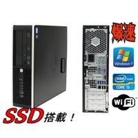 【爆速新品SSD120G+HD500GB】【メモリ4GB】【Office 2013】【Win 7 P...