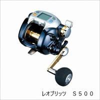 基本性能充実のハイパフォーマンス500サイズ電動  船釣りの4大人気釣種と言われるマダイ・青物・イカ...