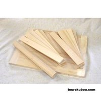 【セット内容】 ●たたら板 (300×30×7mm10枚組) ×1セット ●粘土のべ棒(300×Φ3...