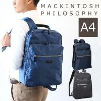 マッキントッシュ フィロソフィー MACKINTOSH PHILOSOPHY バッグ リュック リンクウッド2 59933 デイパック A4対応 エース  正規品