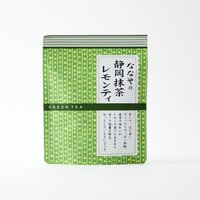 ななやの静岡抹茶レモンティー お茶 抹茶 紅茶 レモンティー 粉末 プレゼント ギフト 内祝い お返し