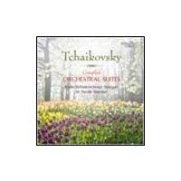 ネヴィル・マリナー Tchaikovsky: Complete Orchestral Suites CD
