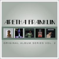 Aretha Franklin 5CD Original Album Series Vol.2 CD|tower