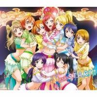 μ's Music S.T.A.R.T!! [CD+Blu-ray Disc]<通常盤> 12cmCD Single|tower