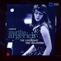 マルタ・アルゲリッチ 幻のショパン・レコーディング CD|tower