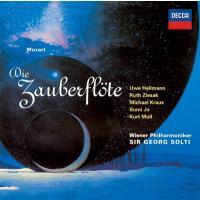 ゲオルグ・ショルティ モーツァルト: 歌劇「魔笛」 全曲<タワーレコード限定> CD