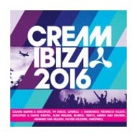 Cream Ibiza 2016 CD|tower