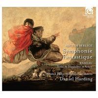 ダニエル・ハーディング ベルリオーズ: 幻想交響曲、ラモー: 歌劇《イポリートとアリシー》組曲 CD