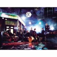 EXO Coming Over [CD+DVD+スマプラ付]<初回生産限定盤> 12cmCD Single 特典あり