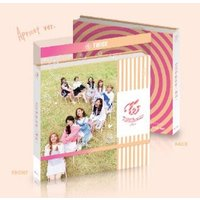TWICE TWICEcoaster: Lane 1: 3rd Mini Album (Apricot Ver.) CD|tower