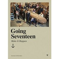 Seventeen (Korea) Going Seventeen: 3rd Mini Album (Make It Happen) CD 特典あり