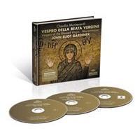 ジョン・エリオット・ガーディナー Monteverdi: Vespro Della Beata Vergine [2CD+DVD]<限定盤> CD|tower