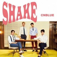 CNBLUE SHAKE (B) [CD+DVD]<初回限定盤> 12cmCD Single 特典あり