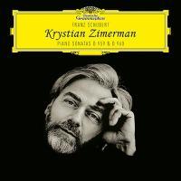 クリスチャン・ツィメルマン Late Schubert Sonatas D.959 & D.960 CD|tower