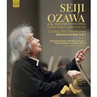小澤征爾 Seiji Ozawa at the Matsumoto Festival Blu-ray Disc|tower