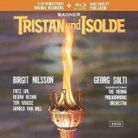 ゲオルグ・ショルティ Wagner: Tristan und Isolde [3CD+Blu-ray Audio] CD tower