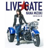 水樹奈々 NANA MIZUKI LIVE GATE Blu-ray Disc|tower