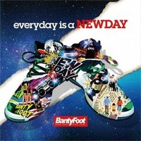 BANTY FOOT everyday is a NEWDAY CD|tower