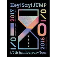 Hey! Say! JUMP Hey! Say! JUMP I/Oth Anniversary Tour 2017-2018 [3DVD+LIVE PHOTO BOOK]<初回限定盤1> DVD|tower