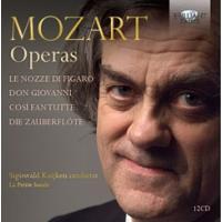 シギスヴァルト・クイケン シギスヴァルト・クイケン〜モーツァルト: オペラ・コレクション CD|tower