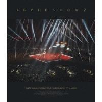 SUPER JUNIOR SUPER JUNIOR WORLD TOUR SUPER SHOW7 IN JAPAN<通常版> Blu-ray Disc tower