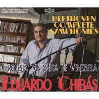 エドゥアルド・チバス ベートーヴェン: 交響曲全集 CD|tower
