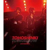 東方神起 東方神起 LIVE TOUR 2018 〜TOMORROW〜<通常盤> Blu-ray Disc|tower
