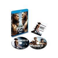 クリード 炎の宿敵 [Blu-ray Disc+DVD]<初回仕様版/特製ポストカード付> Blu-ray Disc|tower