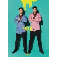 Wooseok×Kuanlin 9801: 1st Mini Album CD tower