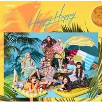 TWICE HAPPY HAPPY<通常盤/初回限定仕様> 12cmCD Single ※特典あり