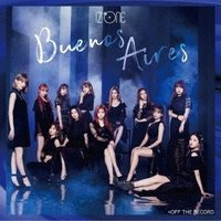 IZ*ONE Buenos Aires [CD+DVD]<通常盤Type B/初回限定仕様> 12cmCD Single ※特典あり