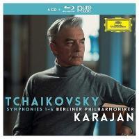 ヘルベルト・フォン・カラヤン チャイコフスキー: 交響曲全集 [4CD+Blu-ray Audio] CD