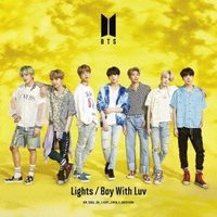 BTS Lights/Boy With Luv [CD+DVD]<初回限定盤A> 12cmCD Single ※特典あり
