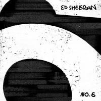 Ed Sheeran No.6 Collaborations Project CD tower