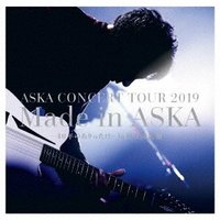 ASKA ASKA CONCERT TOUR 2019 Made in ASKA-40年のありったけ- in 日本武道館 CD tower